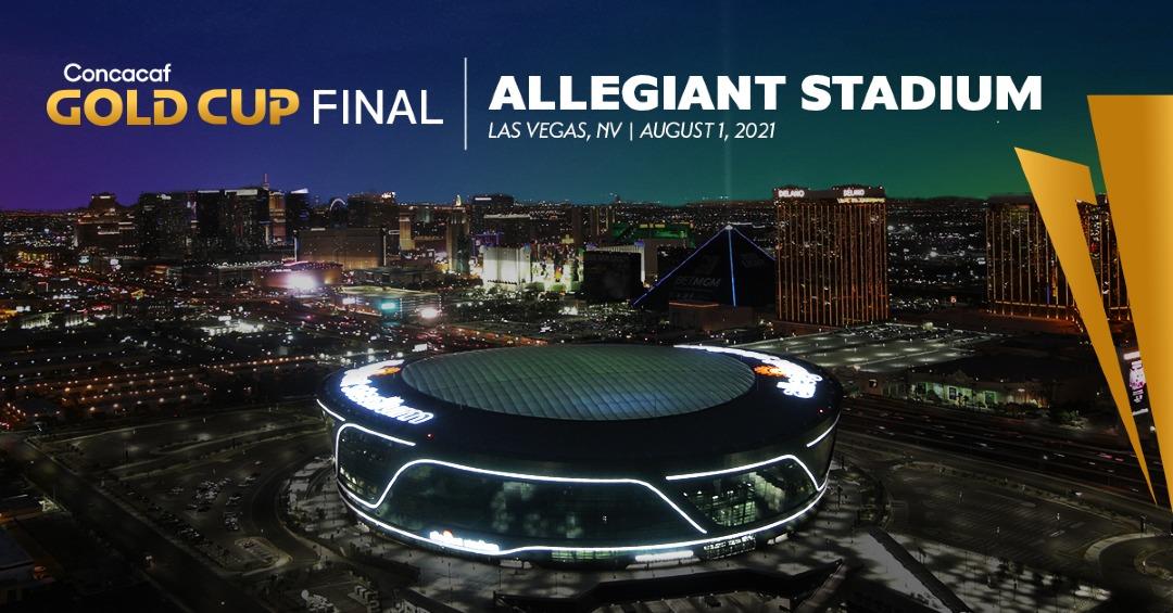 CONCACAF Final Copa Oro 2021 Las Vegas