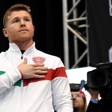 Saul 'Canelo' Álvarez boxeador estilo mexicano
