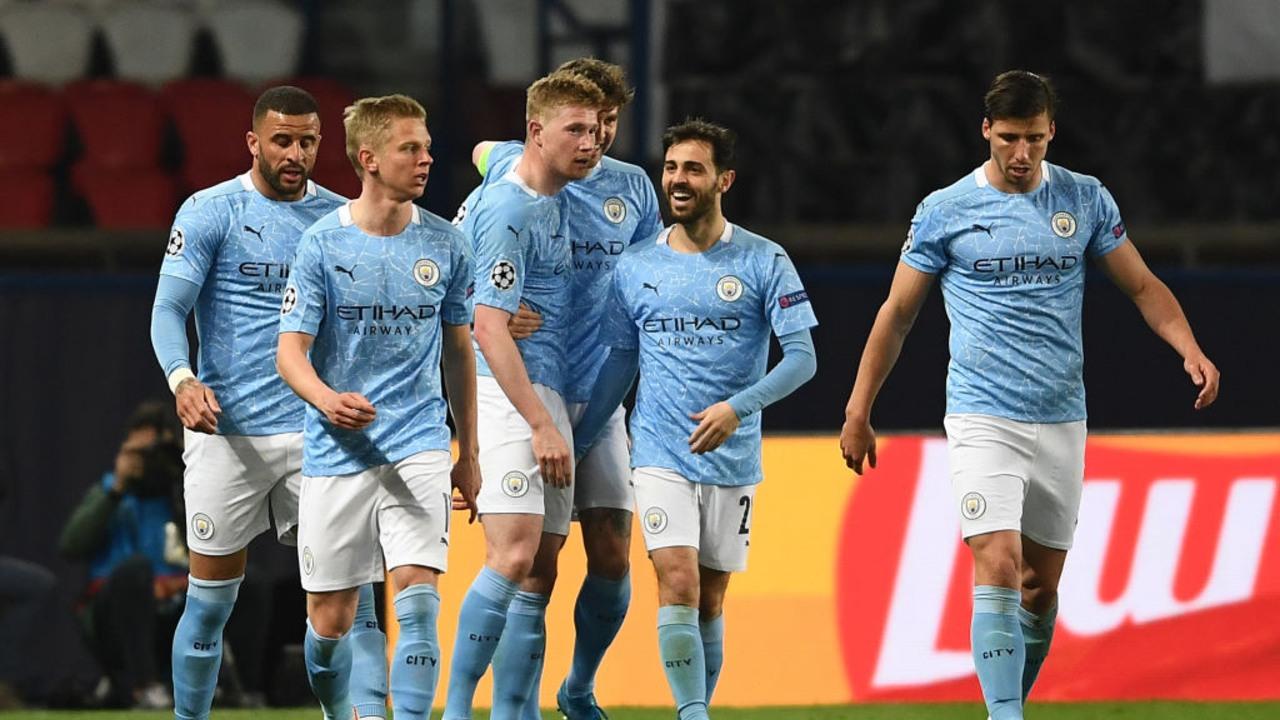 Manchester City PSG gana semifinal Champions League