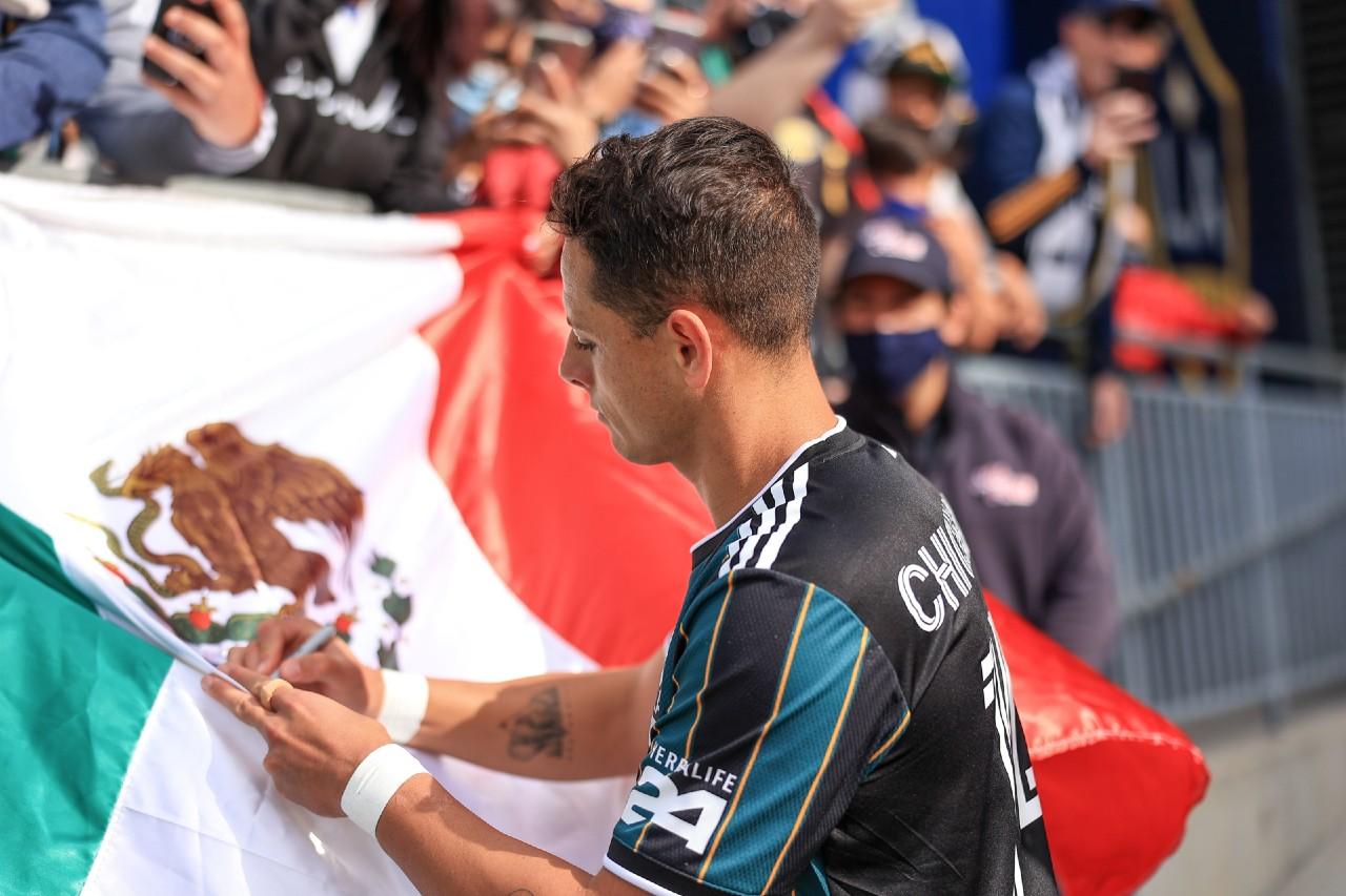 Chicharito difícil dejar Europa MLS Galaxy