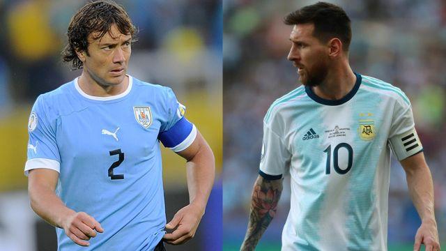 Diego Lugano mundiales campeón Lionel Messi