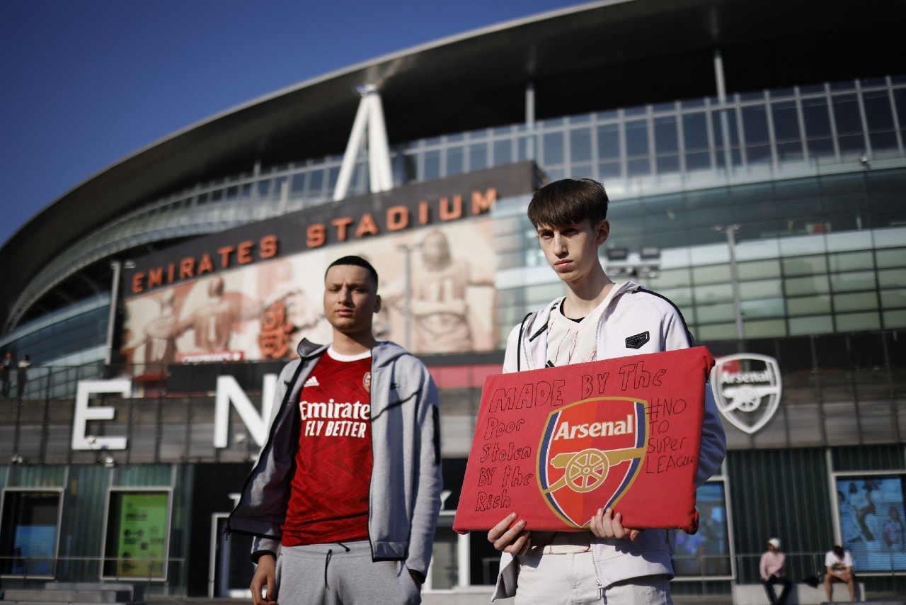 Fundador Spotify interesado comprar Arsenal