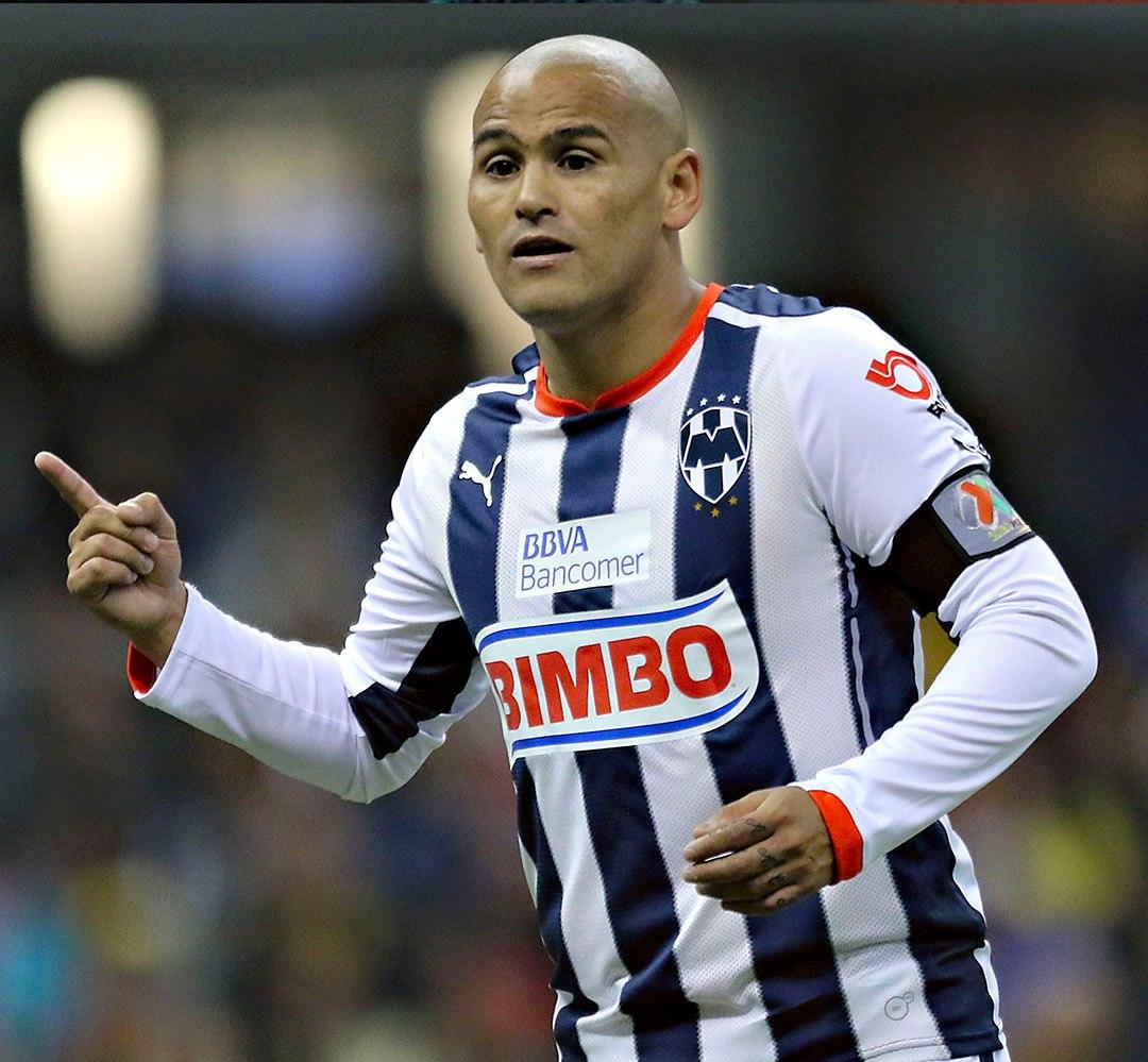 Monterrey máximos goleadores Rayados Humberto Suazo