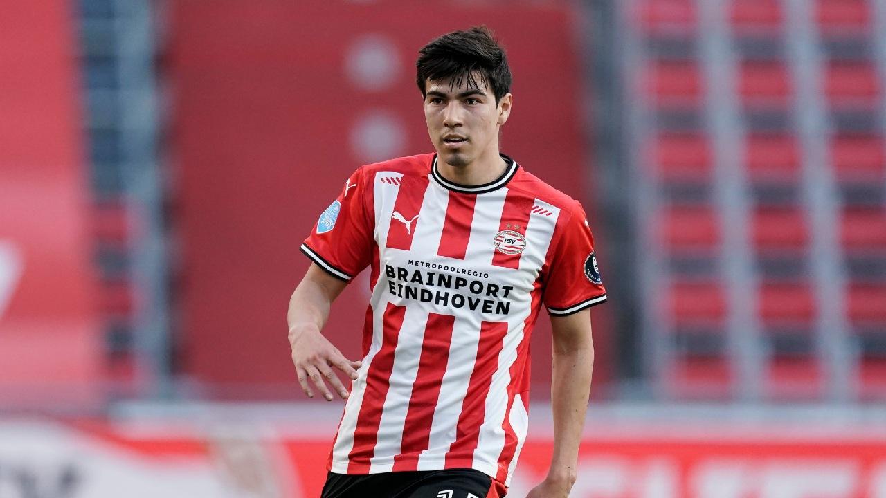 Érick Gutiérrez temporada lesión Eredivisie PSV