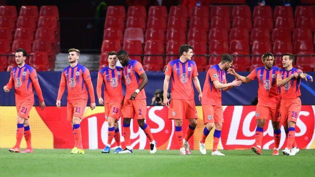 Chelsea porto ida de los cuartos de final de la UEFA Champions League