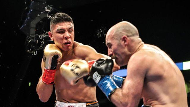 Jaime Munguía regreso fecha pelea El Paso