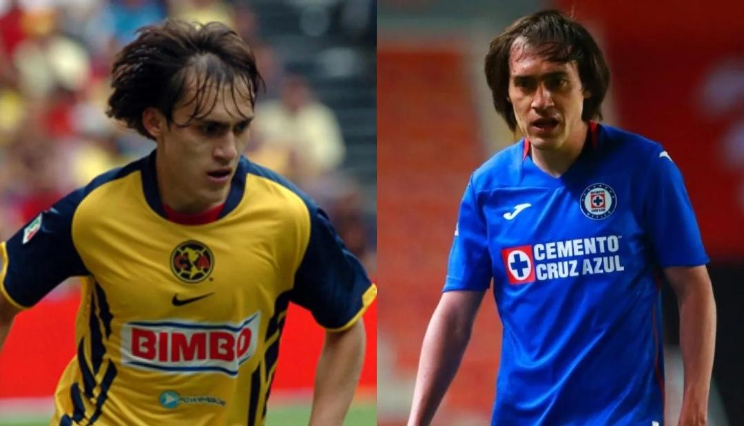 América Cruz Azul jugadores equipos Shaggy Martínez
