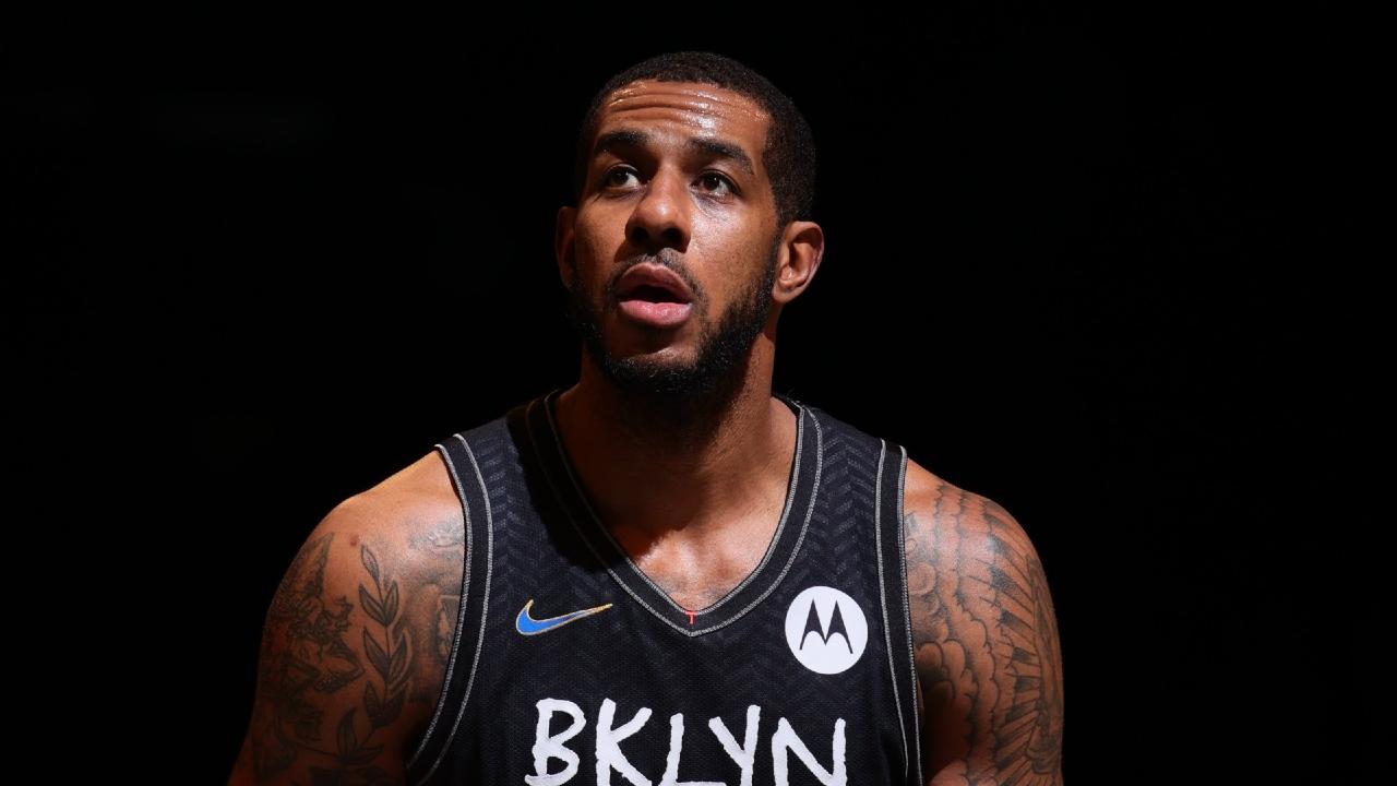 LaMarcus Aldridge retiro Nets NBA corazón