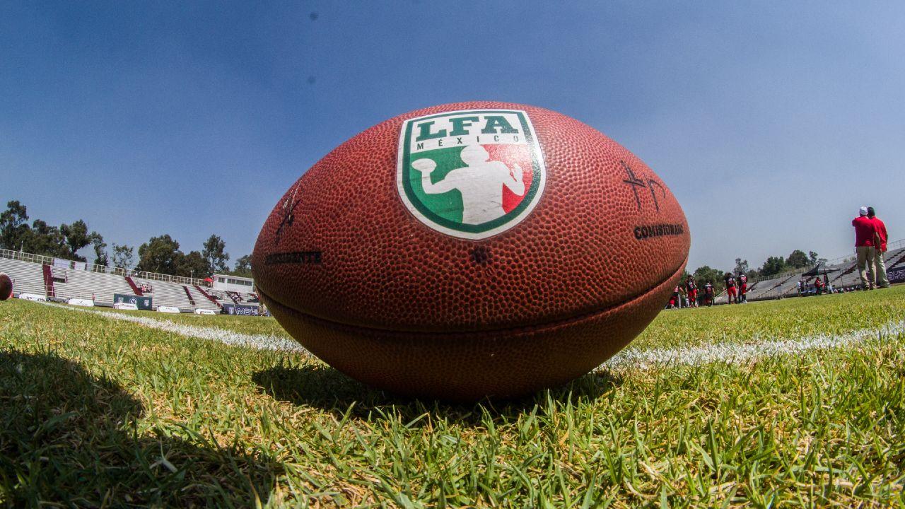 liga futbol americano profesional méxico lfa