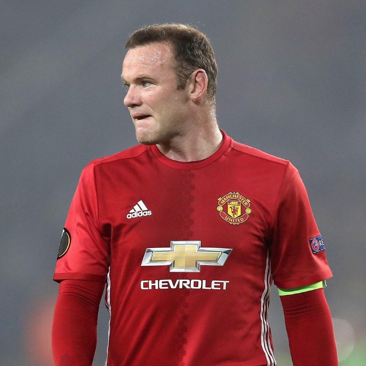 Manchester United máximos goleadores Wayne Rooney