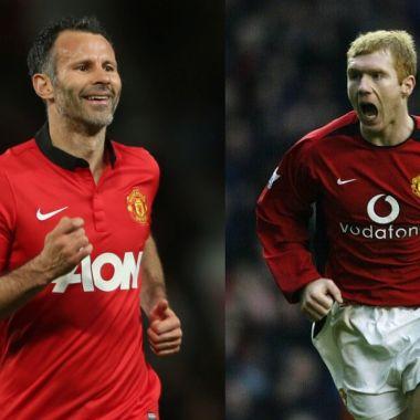 Manchester United jugadores más partidos historia