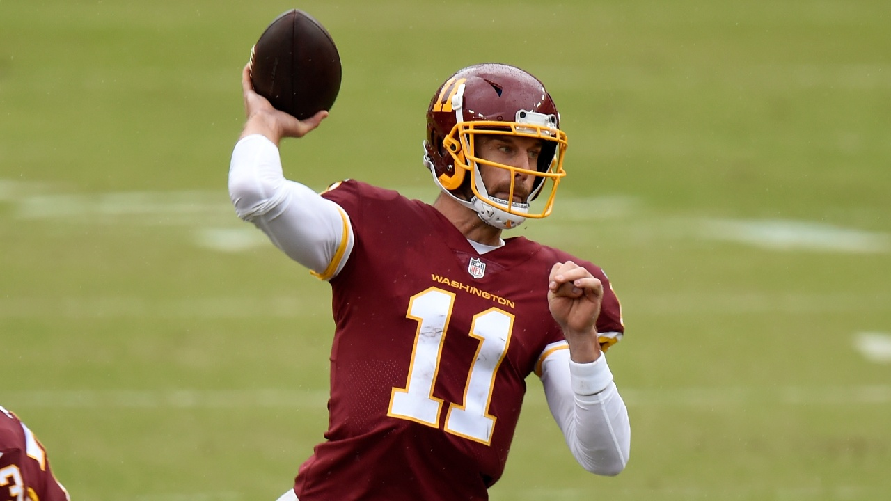 NFL_ Alex Smith washington mariscal de campo retiro