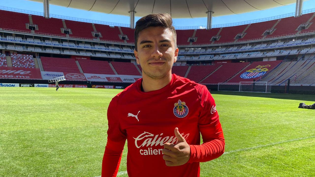 Chivas desmiente salida Fernando Beltrán Amaury Vergara