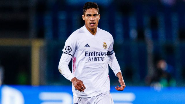Raphael Varane real madrid champions league