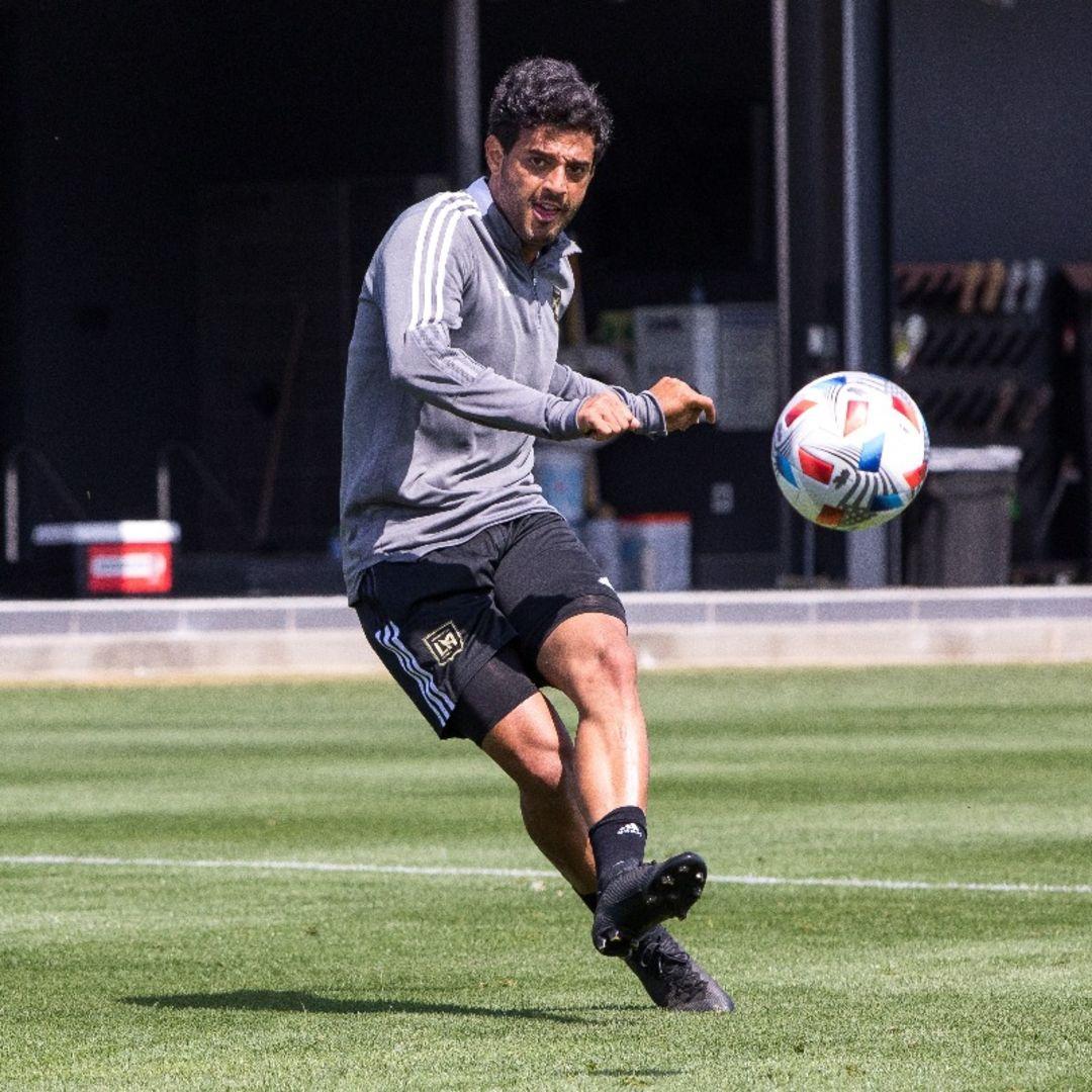 Carlos Vela Betis Los Angeles FC renovación