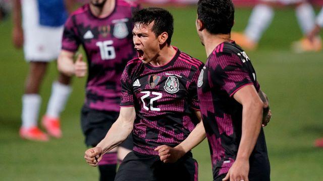 selección mexicana partido amistoso 2021 islandia