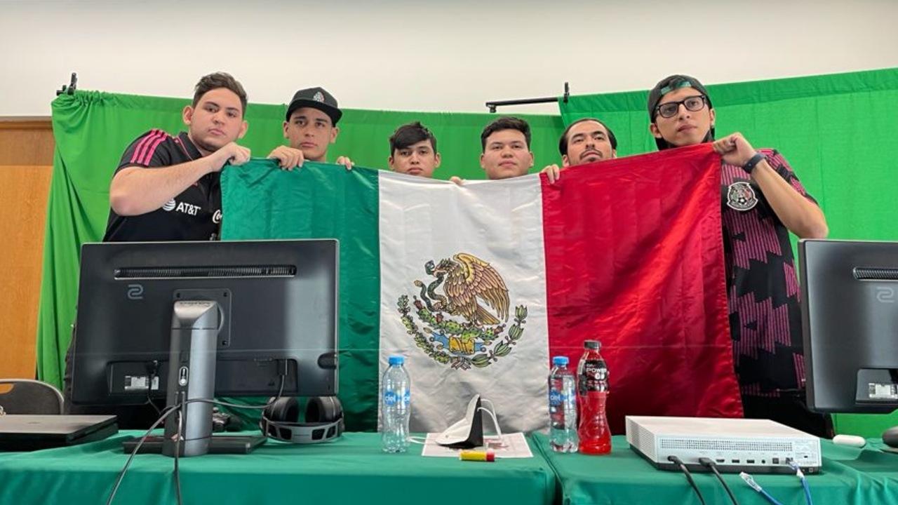Selección Mexicana mexico FIFAe Nations Online Qualifiers