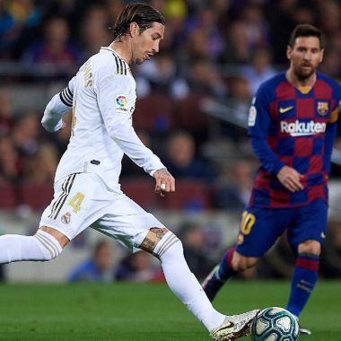 Sergio Ramos culpa Messi títulos Real Madrid