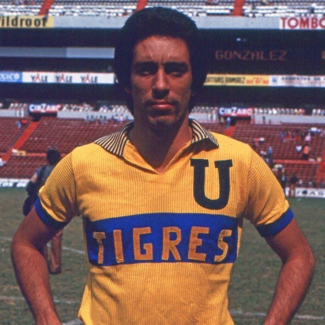 Tigres Ellos son los cinco máximos goleadores en la historia Tomás Boy