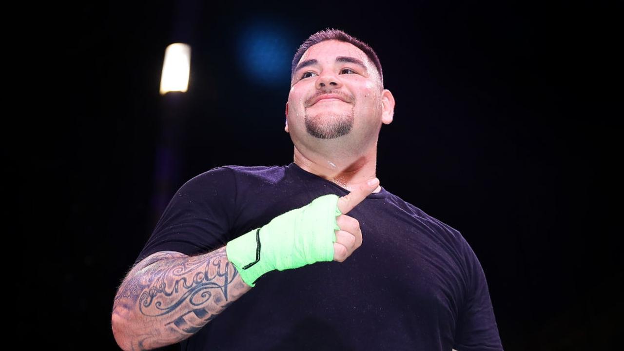 Andy Ruiz línea de ropa ya no quiero estar gordo