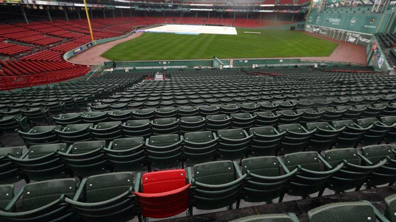 Historia asiento rojo Boston red sox