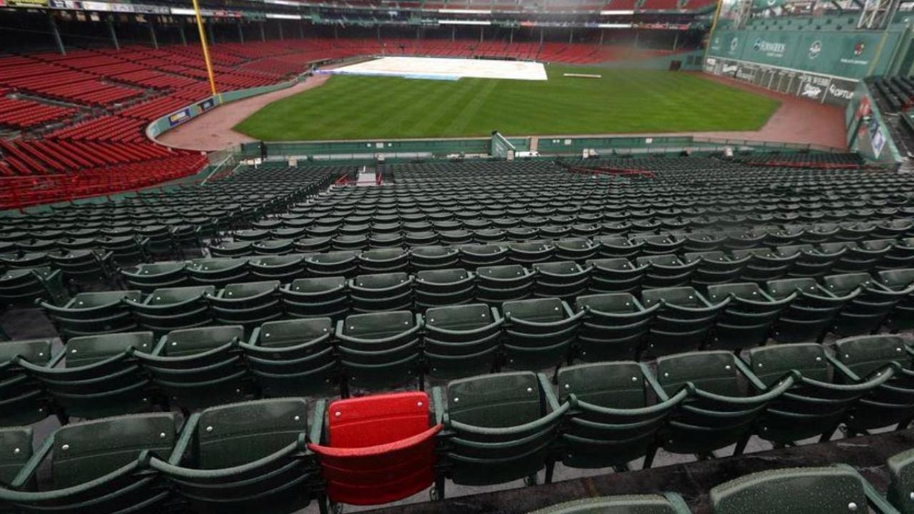 Historia asiento rojo Boston red sox