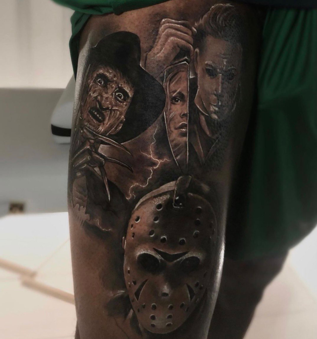 Lebron James tatuajes