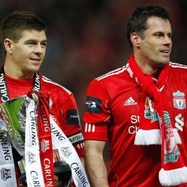 Jugadores con más partidos vistiendo la del Liverpool