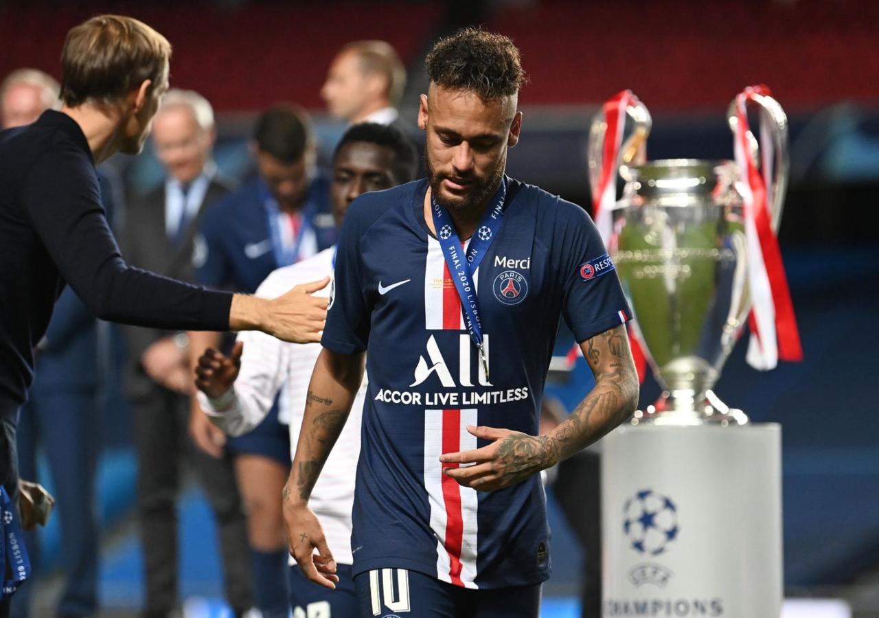 Neymar final champions league