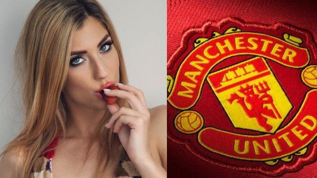 Shona River declara que son codos los de Manchester United