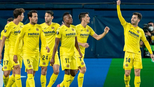 Villarreal gana al Arsenal en la UEFA Europa League