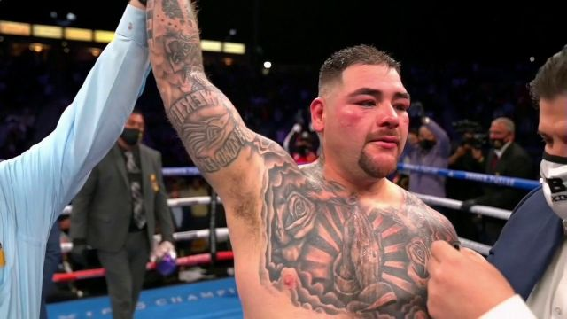 Andy Ruiz Chris Arreola victoria box boxeo