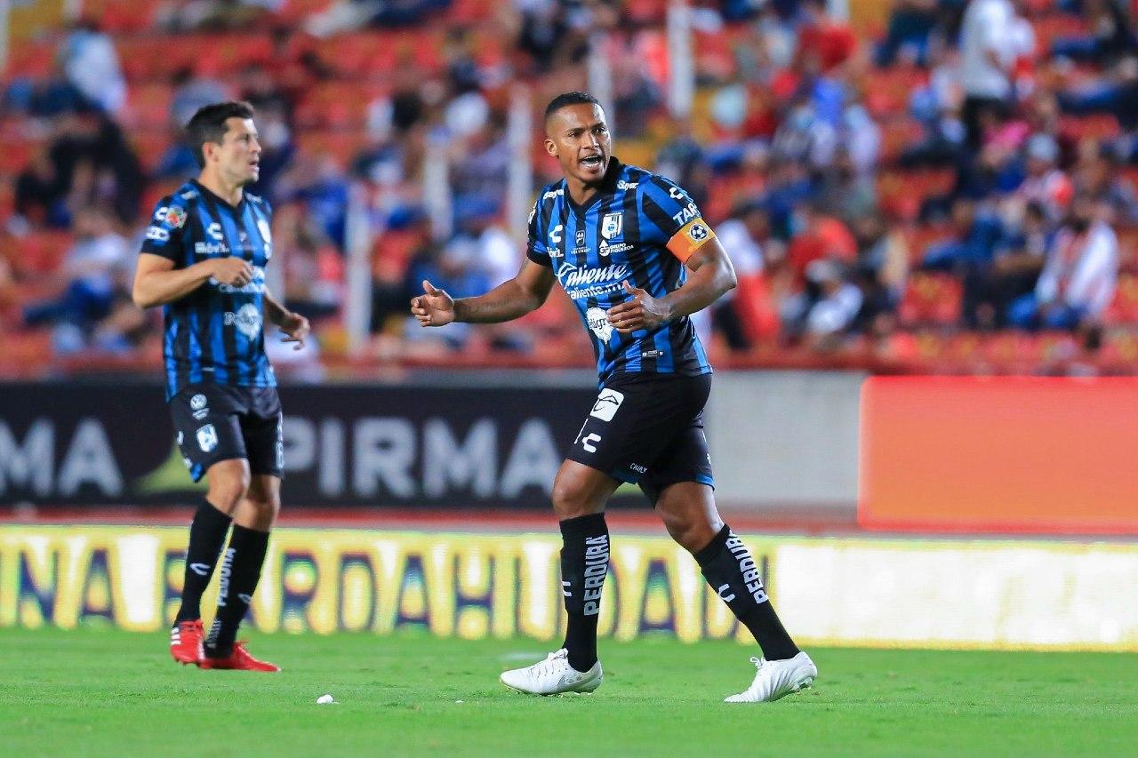 Antonio Valencia retiro Querétaro