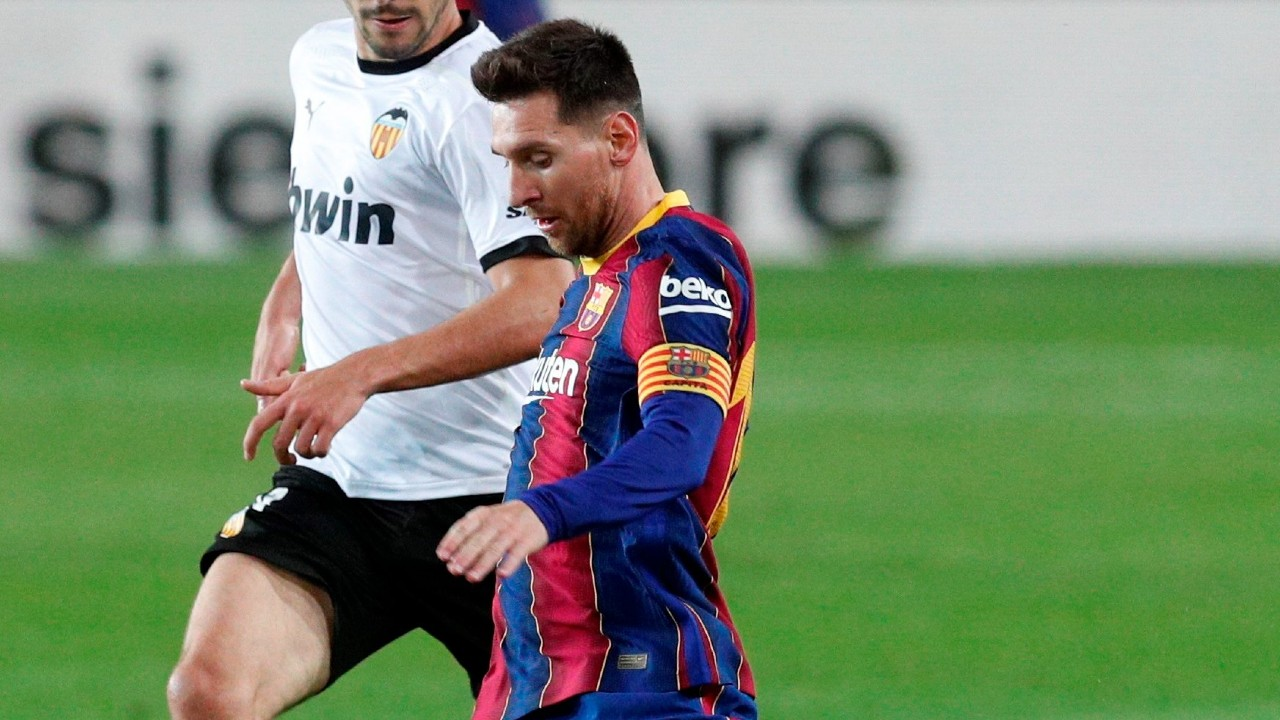 Barcelona Valencia título LaLiga Messi