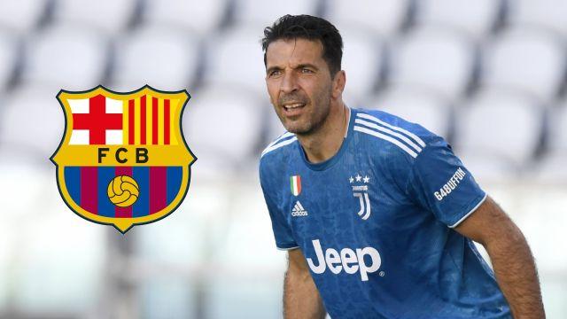 Barcelona fichaje Gianluigi Buffon fichaje verano