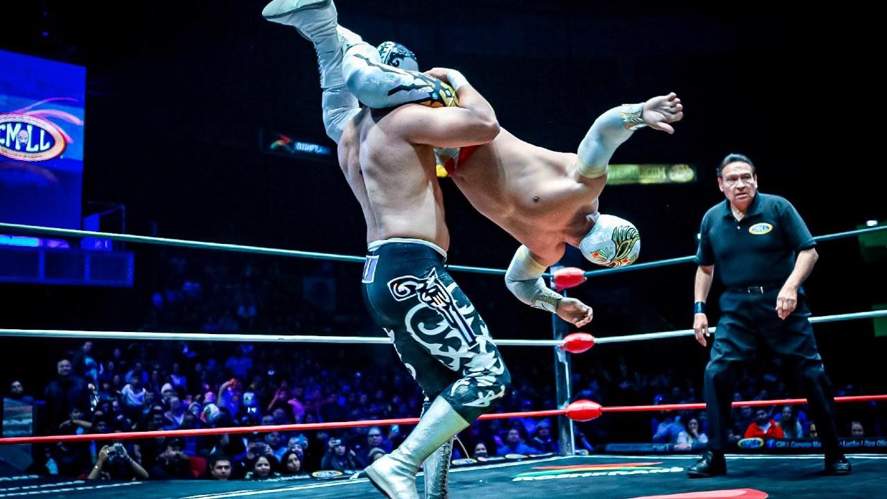 CMLL regreso público Arena México función
