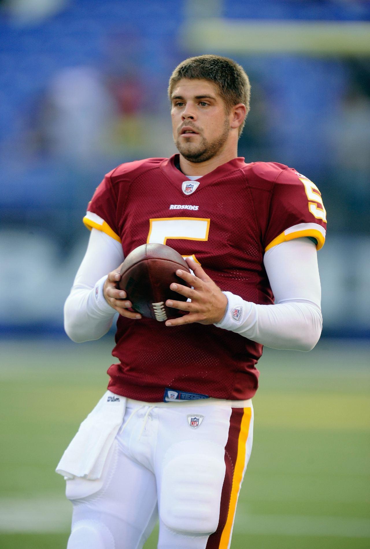 Colt Brennan mariscal NFL muere 37 años