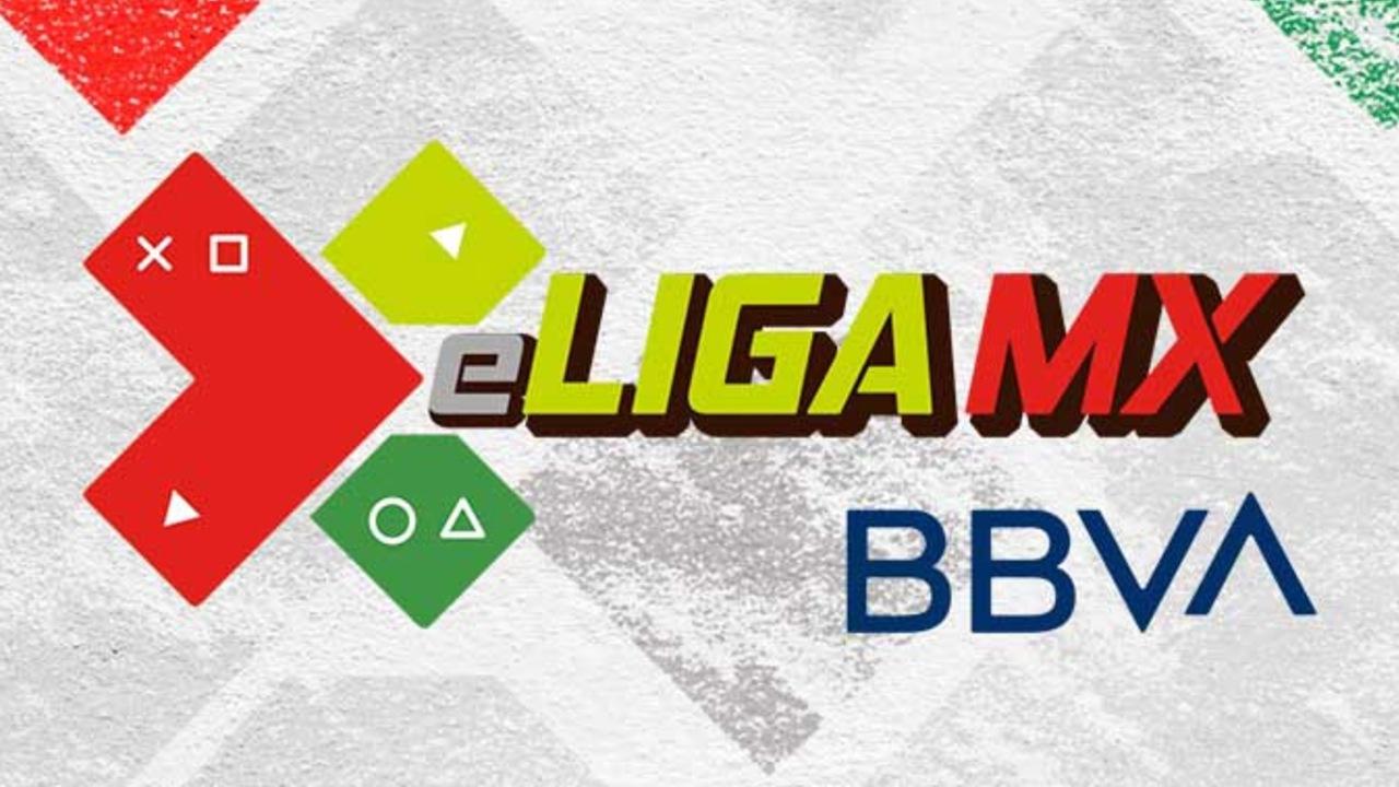 eLiga BBVA MX 2021 grupos gamers profesionales xbox playstation