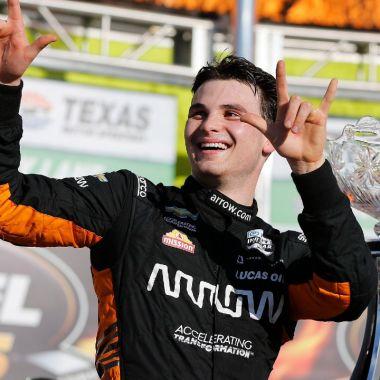 Mexicano Pato OWard ganó IndyCar series