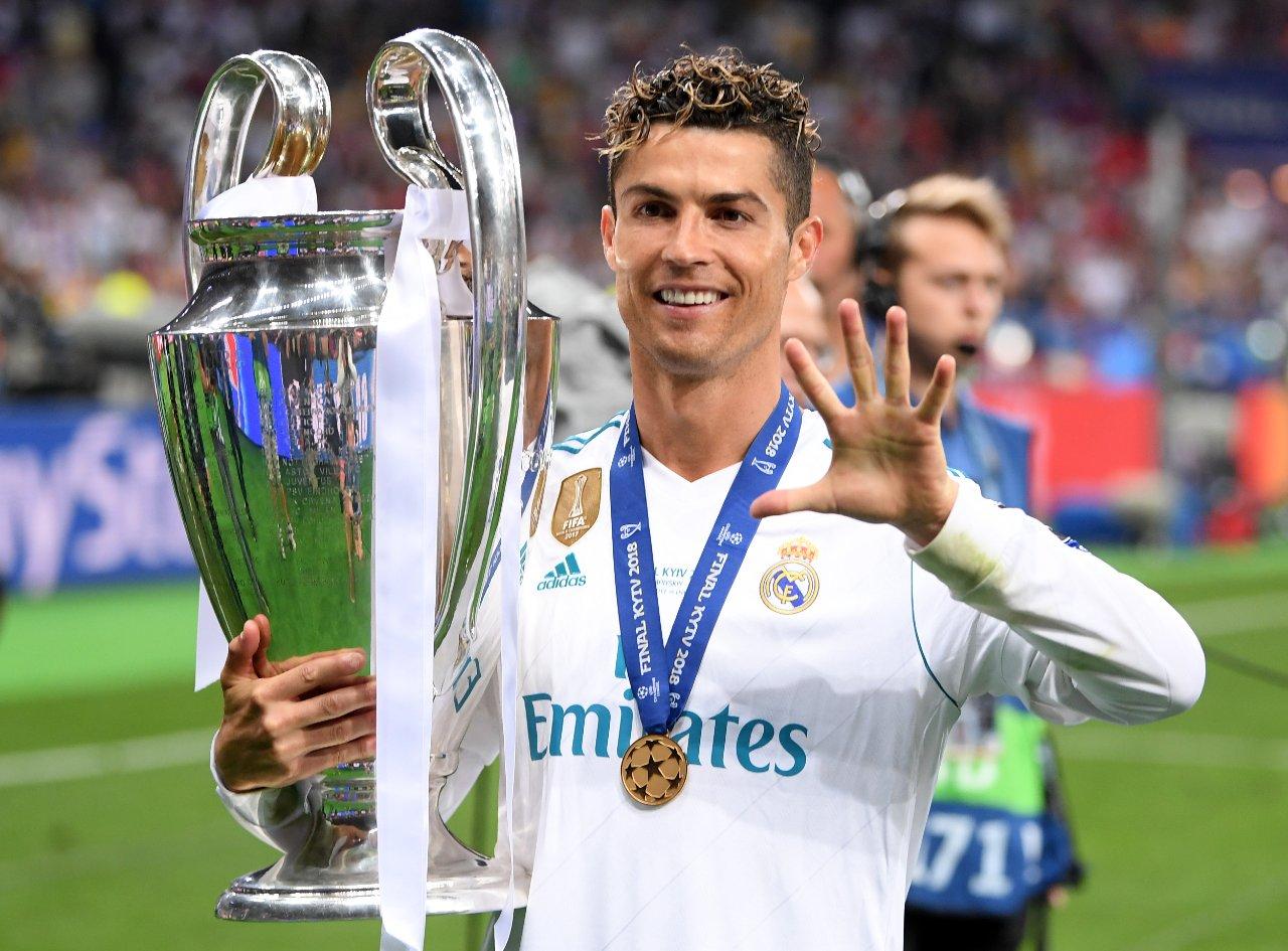 Jugadores más Champions League Cristiano Ronaldo