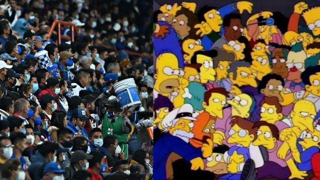 pachuca cruz azul mejores memes del 'aforo limitado' en el partido de Pachuca vs. Cruz Azul