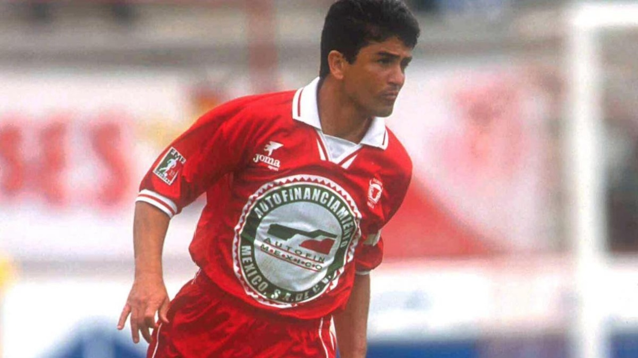 bebeto toros neza futbol mexico 1999