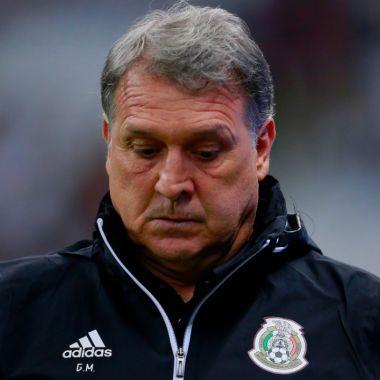 tata martino selección mexicana estados unidos
