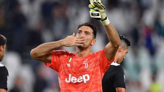 Gianluigi Buffon anuncio salida Juventus fin temporada