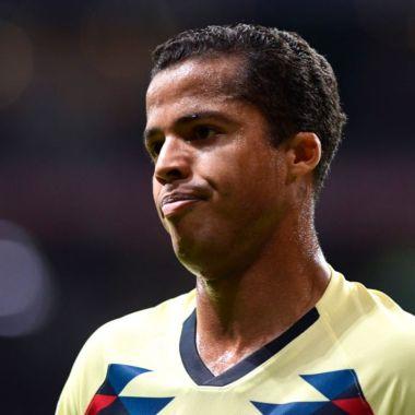 Giovani Dos Santos salida América Clausura 2021