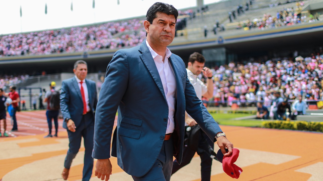 José Saturnino Cardozo nuevo técnico de Municipal en Guatemala