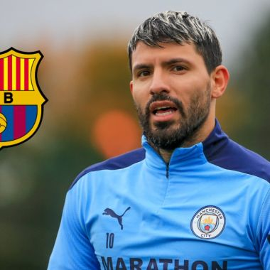 Kun Agüero acuerdo contrato Barcelona Messi