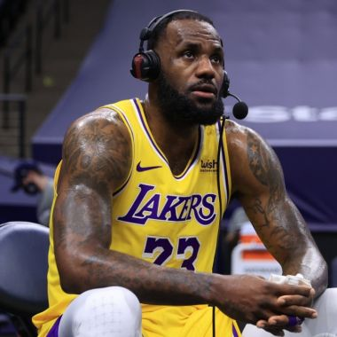 LeBron James imposible recuperar condición Lakers