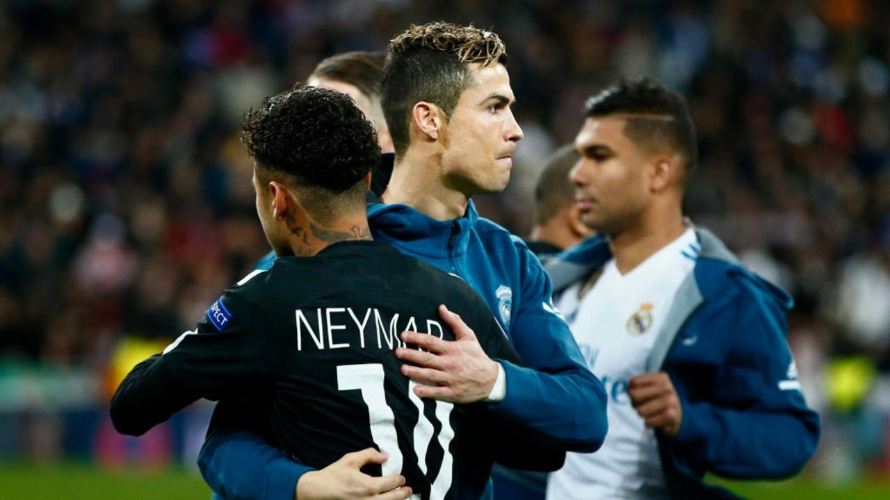 Neymar jugar junto Cristiano Ronaldo PSG