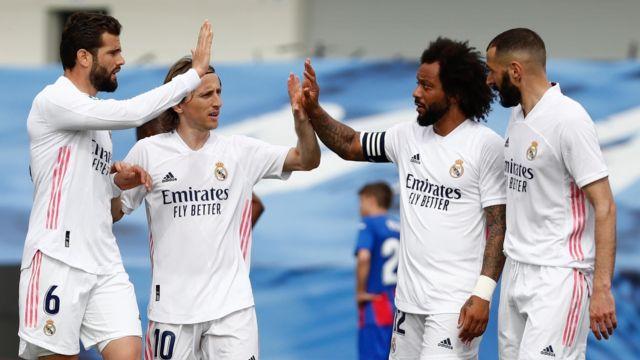 Real Madrid equipo más valioso tercer año